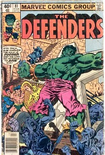 THE DEFENDERS nº081